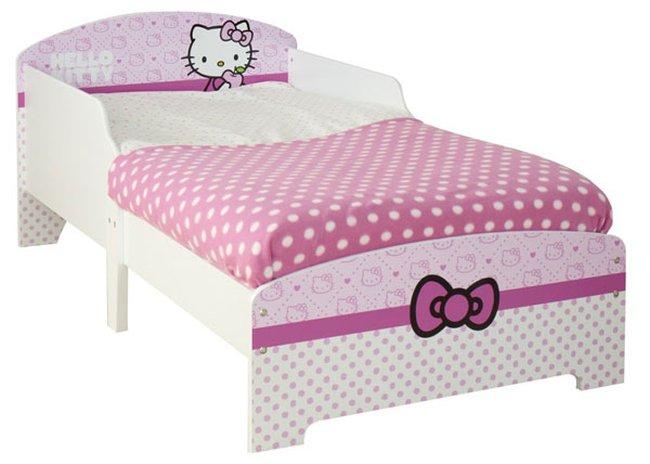 mẫu giường ngủ hello kitty giá rẻ