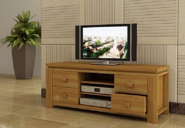 Top 5 các mẫu kệ tủ tivi gỗ xoan đào đẹp giá rẻ