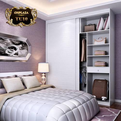 Tủ quần áo đa năng cao cấp cho phòng ngủ hiện đại TU10
