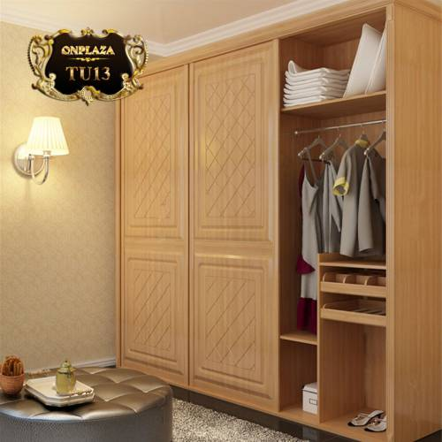 Tủ quần áo đa năng cao cấp cho phòng ngủ hiện đại TU13