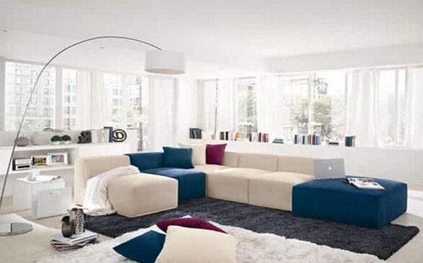 Ưu nhược điểm khi mua ghế sofa bọc vải