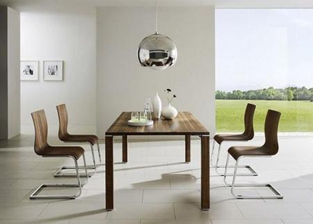 Vì sao nên chọn bàn ghế phòng ăn cao cấp