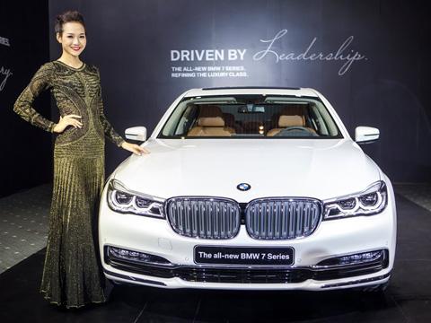 Nệm ghế da xe BMW thể hiện cá tính và đẳng cấp hơn các dòng xe khác